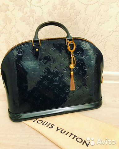 92f42700826b Сумка Louis Vuitton Alma оригинал   Festima.Ru - Мониторинг объявлений