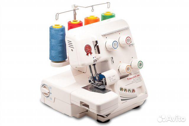Ремонт оверлоков, швейных машин, парогенераторов купить 1