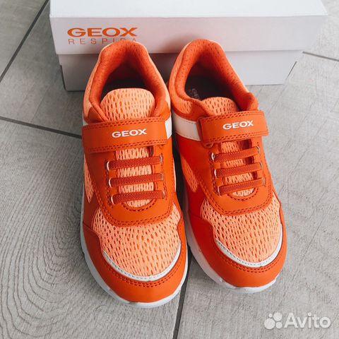 Кроссовки детские Geox 89118574509 купить 2