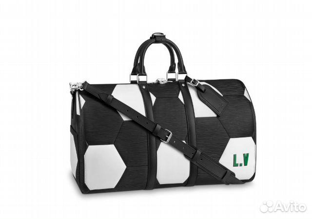 a2cbc0266861 Новая дорожная сумка Louis Vuitton Keepall 45 fifa купить в Москве ...
