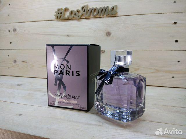 Yves Saint Laurent mon paris couture 90 ml купить в Санкт-Петербурге ... 6c0704c90bc