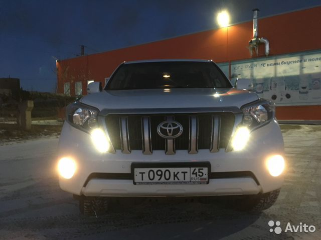 Toyota Land Cruiser Prado, 2014 89125214510 купить 2