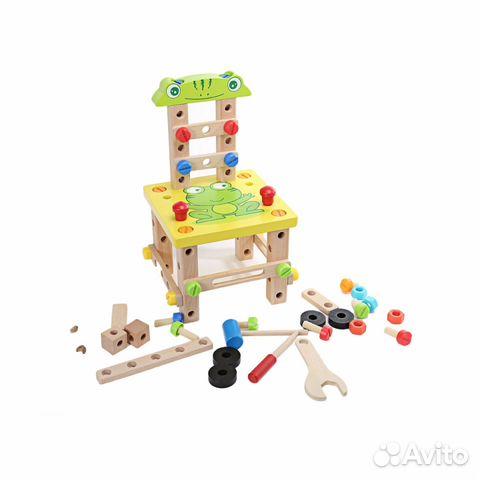 конструктор деревянный Quotсобери стулquot купить в