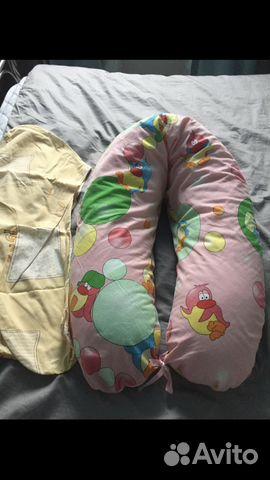 Подушка для беременных и кормления купить в Мурманской области на ... c9157c46005