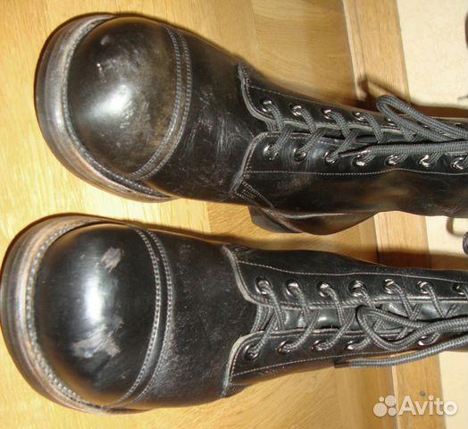 25d2c307e Винтажные 1962г. ботинки Made in USA размер 46-47 купить в Москве на ...