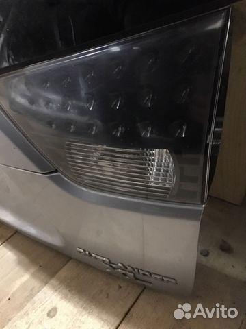 Крышка Багажника Mitsubishi Outlander XL 89226899999 купить 3
