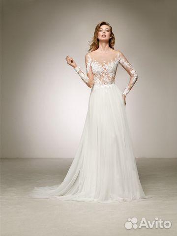 023643d8685 Прокат свадебного платья Pronovias Datil на 30 дне