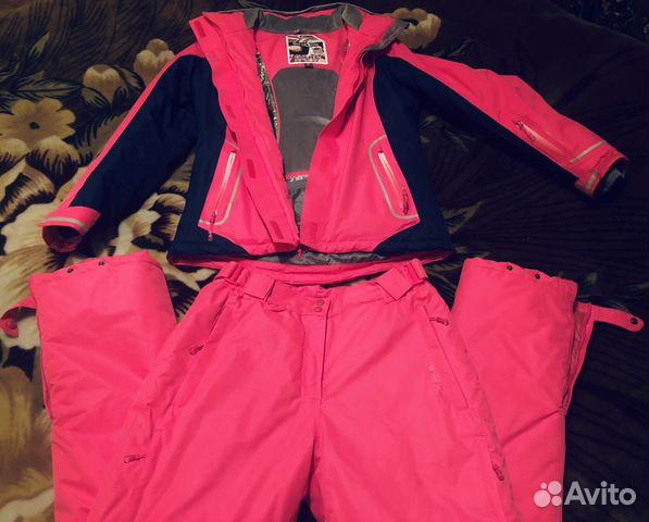 1ab0705a8d47 Продам горнолыжный костюм купить в Самарской области на Avito ...