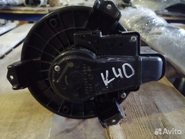 моторчик печки на тойота камри 40