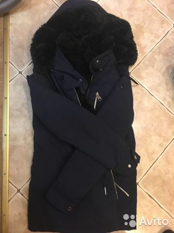 Парка Tommy Hilfiger новая Куртка зимняя пуховик  35849c5219518