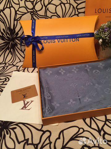 Палантин Louis Vuitton Турция 70 180 Кашемировый   Festima.Ru ... f5f9db3cd05