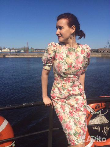 77242b3c9dc Платье футляр купить в Санкт-Петербурге на Avito — Объявления на ...