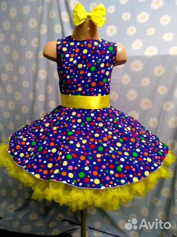 445f38ffd3491f6 Детское платье