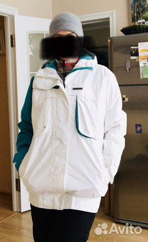 49b1bfcf79a1 Костюм сноуборд 46-48 куртка +штаны+штаны+перчатки купить в Москве ...