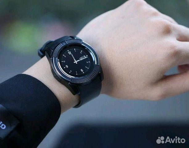 711a2abef389 Умные часы Smart Watch V8 купить в Свердловской области на Avito ...