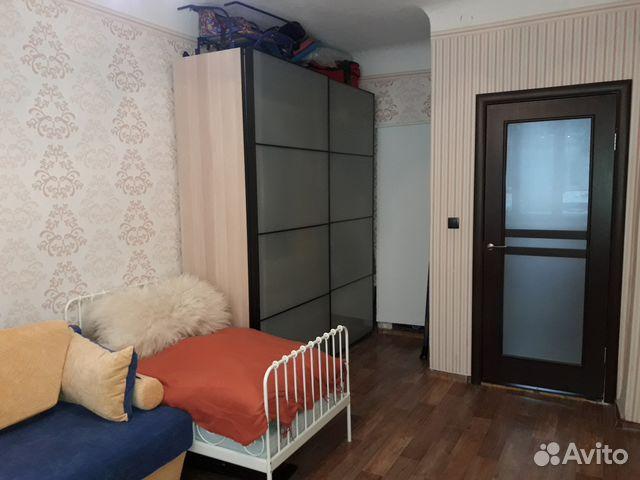 Продается трехкомнатная квартира за 2 850 000 рублей. Нижний Новгород, проспект Ильича, 11.