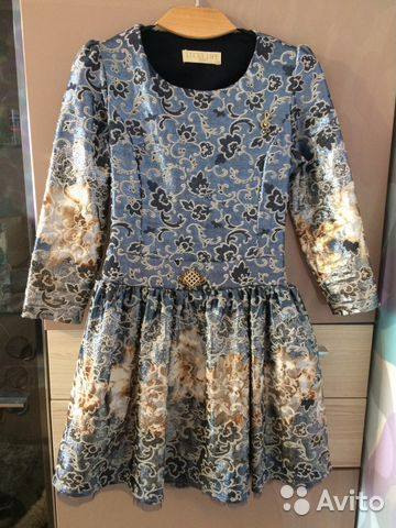 Нарядное платье р.158 89203019229 купить 1