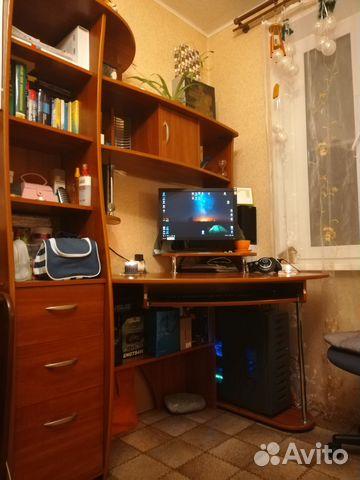 компьютерный стол угловой с ящиками и полками купить в москве на