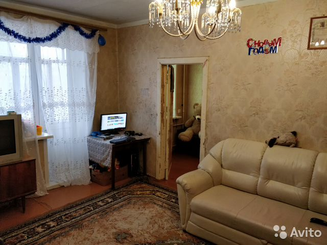 Продается двухкомнатная квартира за 2 300 000 рублей. Московская область, Богородский городской округ, Старая Купавна, улица Кирова, 5А.
