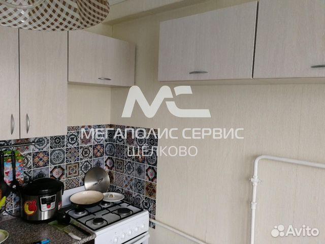 Продается однокомнатная квартира за 2 390 000 рублей. Московская область, Щёлково, улица Беляева, д.37.