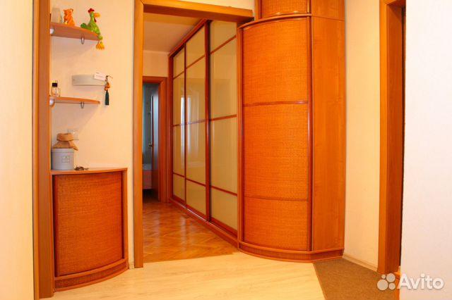 Продается четырехкомнатная квартира за 12 100 000 рублей. Москва, Сиреневый бульвар, 54.