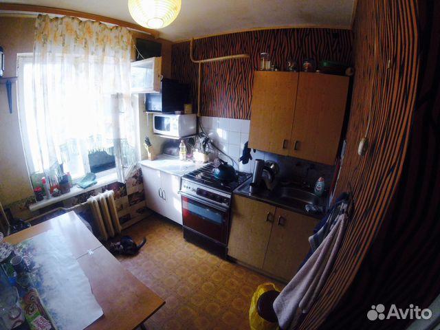 Продается двухкомнатная квартира за 2 350 000 рублей. Московская обл, г Клин, ул Мира, д 38.