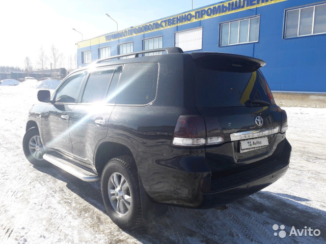 Toyota Land Cruiser, 2008 89101919119 купить 5