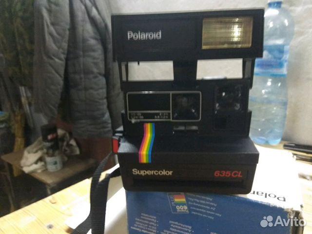 Die Kamera палароид