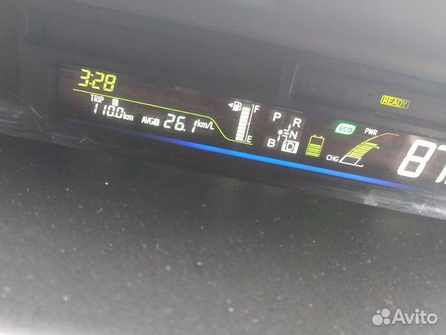Toyota Prius, 2014 89107608674 купить 3