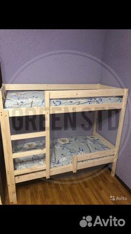Кровать двухъярусная 89771001018 купить 4