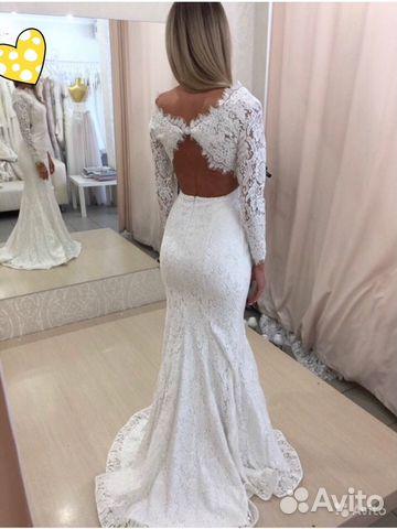 Платье свадебное 89372003209 купить 4