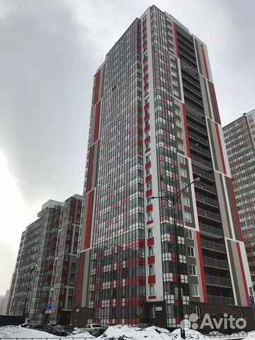 Продается однокомнатная квартира за 3 600 000 рублей. Ленинградская обл, Всеволожский р-н, г Кудрово, ул Английская, д 3 к 4.