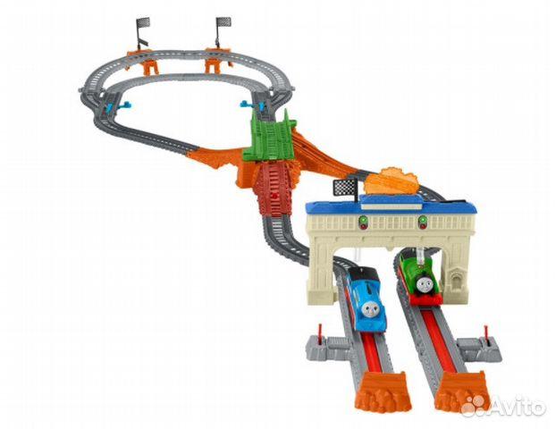 Fisher Price Trackmaster - Thomas & friendsdfm53 89062132153 купить 5