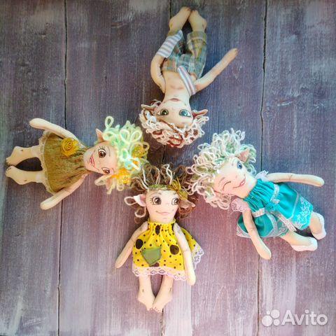 Кукла Эльфочка интерьерная 89617020393 купить 6