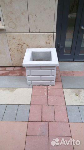 Цветники из бетона купить в спб что такое тяжелая бетонная смесь