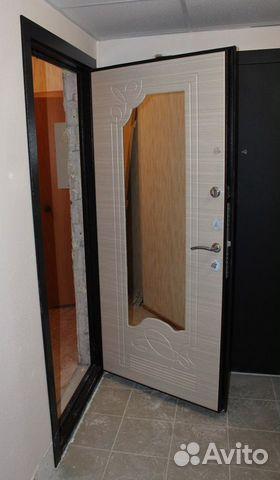 Входная дверь с зеркалом 89873056223 купить 1