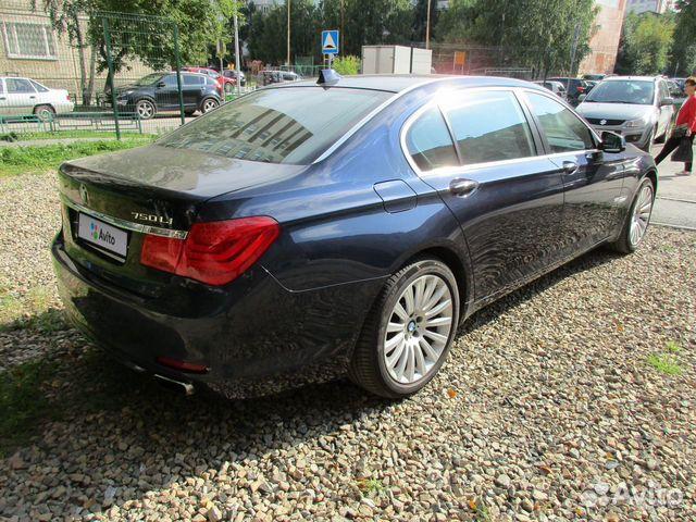 BMW 7 серия, 2011 89829613649 купить 5