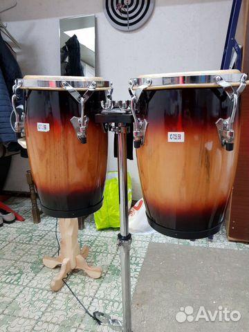 Барабаны конго  89038989069 купить 1