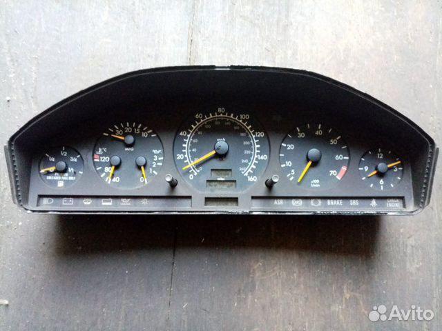 89026196331  Панель приборов Mercedes-Benz S-Class W140