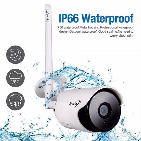 Видеонаблюдение Wifi IP 89605876883 купить 4
