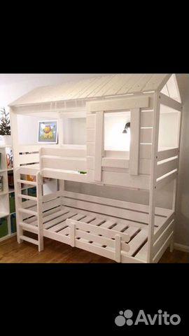 Детская кровать  купить 1