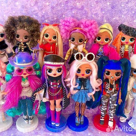 Лол омг куклы большие сваг surprise omg оригинал купить в ...