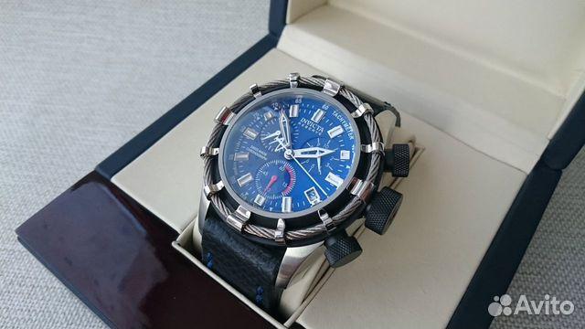Мужские часы Chronograph Invicta 6433 Обмен 89525003388 купить 2