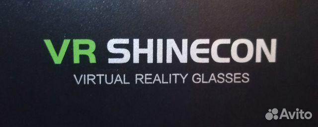 VR shinecon Виар очки 89622660118 купить 6