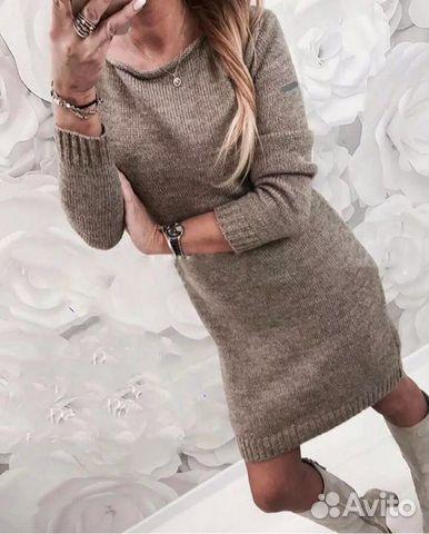 Новые платья вязанные 89049980947 купить 1