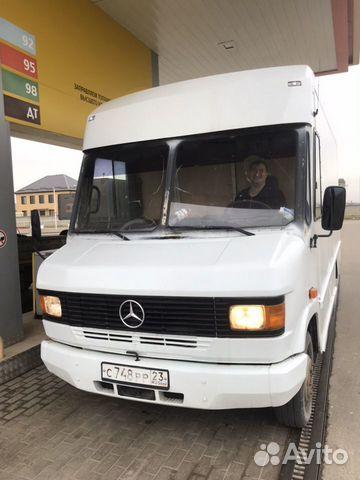 Mercedes 609 D food truck/фудтрак 89892300393 купить 5