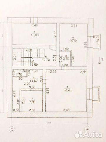 Коттедж 440.6 м² на участке 8.5 сот. 89196751048 купить 4