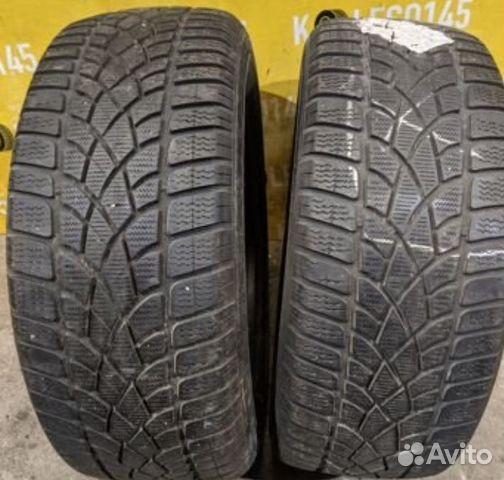 R18 255/35 2 шт Dunlop отличное шины 89531950503 купить 1