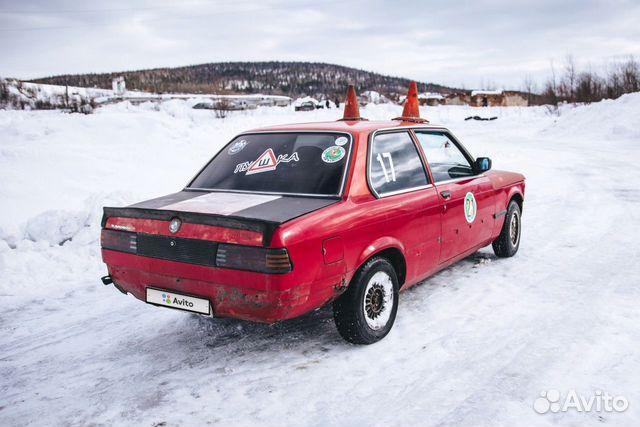 BMW 3 серия, 1982