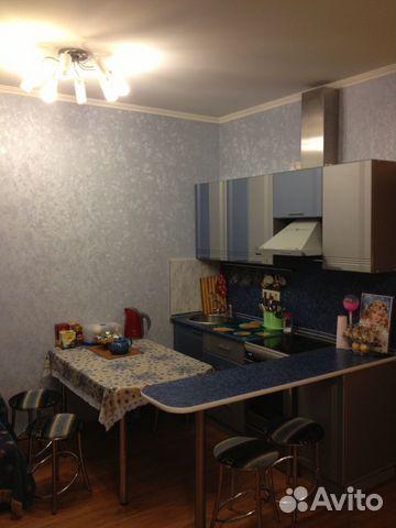 1-к квартира, 38 м², 3/14 эт.
